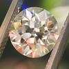 1.10ct Old European Cut Diamond GIA L SI1 17