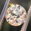 1.10ct Old European Cut Diamond GIA L SI1 1