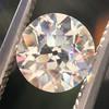 1.10ct Old European Cut Diamond GIA L SI1 9