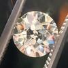 1.10ct Old European Cut Diamond GIA L SI1 14