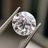 1.10ct Transitional Cut Diamond GIA E SI2 9