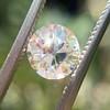 1.11ct Old European Cut Diamond, AGS J VS2 6