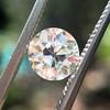 1.11ct Old European Cut Diamond, AGS J VS2 7