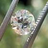 1.11ct Old European Cut Diamond, AGS J VS2 11