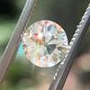 1.11ct Old European Cut Diamond, AGS J VS2 9