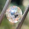 1.11ct Old European Cut Diamond, AGS J VS2 0
