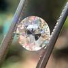 1.11ct Old European Cut Diamond, AGS J VS2 10