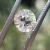 1.11ct Old European Cut Diamond, AGS J VS2 2