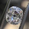 1.12ct Antique Cushion Cut Diamond GIA K SI1 22
