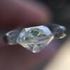 1.12ct Antique Cushion Cut Diamond GIA K SI1 3