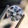 1.12ct Transitional Cut Diamond GIA H VS2 7