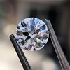 1.12ct Transitional Cut Diamond GIA H VS2 19
