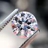 1.12ct Transitional Cut Diamond GIA H VS2 2