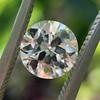1.13ct Old European Cut Diamond, GIA H SI1 9