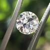 1.13ct Old European Cut Diamond, GIA H SI1 12