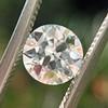 1.13ct Old European Cut Diamond, GIA H SI1 6