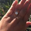1.13ct Old European Cut Diamond, GIA H SI1 15