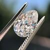 1.17ct Pear Shaped Diamond GIA EVS1 15