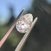 1.17ct Pear Shaped Diamond GIA EVS1 27