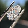 1.17ct Pear Shaped Diamond GIA EVS1 14
