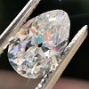 1.17ct Pear Shaped Diamond GIA EVS1 29