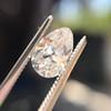 1.17ct Pear Shaped Diamond GIA EVS1 4