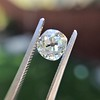 1.18ct Antique Cushion Cut Diamond GIA L SI1 6