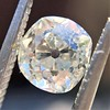 1.18ct Antique Cushion Cut Diamond GIA L SI1 9