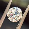 1.18ct old European Cut Diamond, GIA K VS2