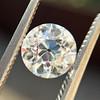 1.18ct old European Cut Diamond, GIA K VS2 18