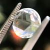 1.20ct Round Rose Cut Diamond GIA K SI1 1