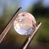 1.20ct Round Rose Cut Diamond GIA K SI1 13