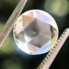 1.20ct Round Rose Cut Diamond GIA K SI1 0