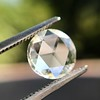 1.20ct Round Rose Cut Diamond GIA K SI1 2
