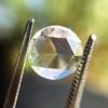 1.20ct Round Rose Cut Diamond GIA K SI1 8