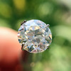 1.24ct Old European Cut Diamond AGS J, SI1        6
