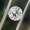 1.27ct Old European Cut Diamond, GIA F VS1 8