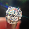 1.27ct Antique Cushion Cut Diamond, EGL K VS1 4