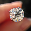 1.27ct Antique Cushion Cut Diamond, EGL K VS1 6