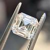 1.30ct Asscher Cut Diamond GIA H VVS2 11