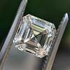 1.30ct Asscher Cut Diamond GIA H VVS2 18