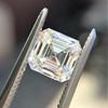 1.30ct Asscher Cut Diamond GIA H VVS2 10