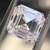 1.30ct Asscher Cut Diamond GIA H VVS2 7