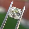 1.30ct Asscher Cut Diamond GIA H VVS2 33