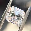 1.30ct Asscher Cut Diamond GIA H VVS2 2