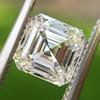 1.30ct Asscher Cut Diamond GIA H VVS2 12