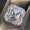 1.30ct Asscher Cut Diamond GIA H VVS2 5