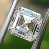 1.30ct Asscher Cut Diamond GIA H VVS2 25
