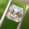 1.30ct Asscher Cut Diamond GIA H VVS2 14