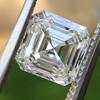 1.30ct Asscher Cut Diamond GIA H VVS2 16